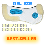 Gel-Eze Sheepskin Pad - Best Selling Sheepskin Pad