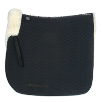 Saddle Square Dressage **NEW COLOURS! (half lined)