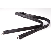 Dressage T-Bar Leather Stirrups
