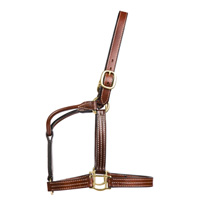 Weaver Halter without cheek clip, full-size or Cob