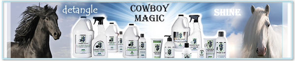 Cowboy Magic Equestrian Grooming Products