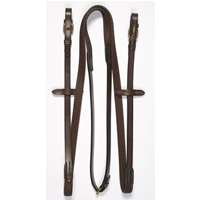 Bio Grip Reins, buckle end