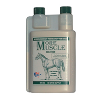 More Muscle Solution - 946ml