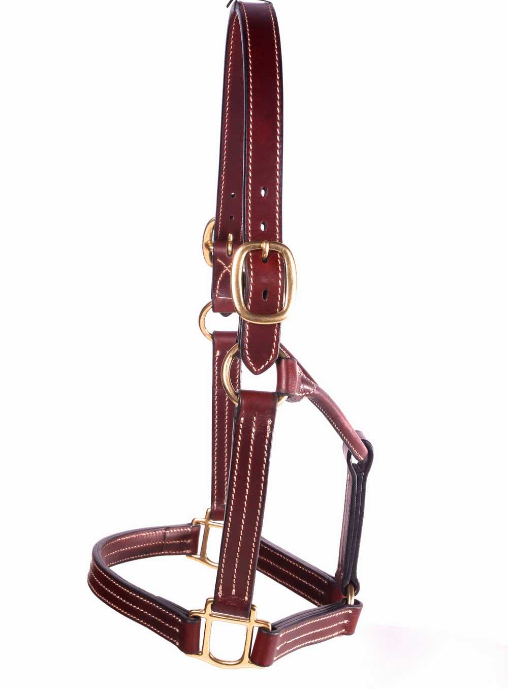 Stephens Leather Halter