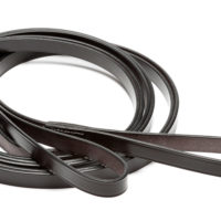 Plain Leather Running Reins