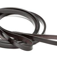 Plain Leather Running Reins