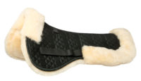 Sheepskin Saddle Half Pad