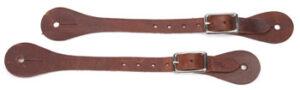 Spur Straps Plain Leather
