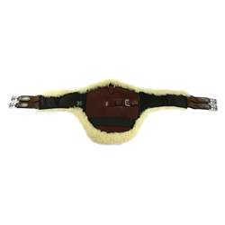 Sheepskin Studguard Girth Cover