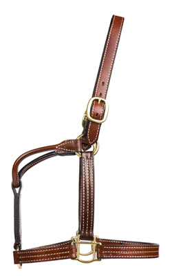 Weaver Halter without cheek clip