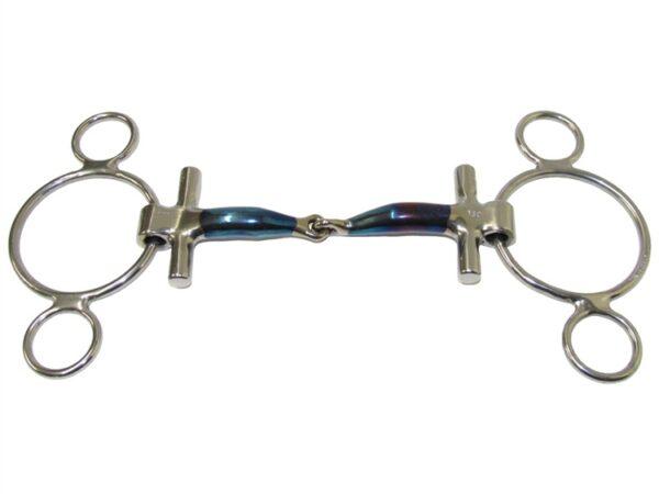 Snaffle T Bar 3 Ring