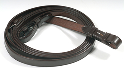 Plain leather Reins 5/8""