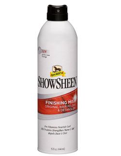 Absorbine ShowSheen Finishing Mist