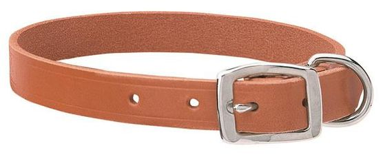 Weaver Tanned Dog Lead